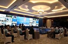 Sesiona séptima reunión del Grupo de Trabajo de Educación y Capacitación de las Fuerzas Aéreas de la ASEAN