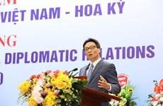 Vietnam y Estados Unidos profundizan relaciones de asociación integral