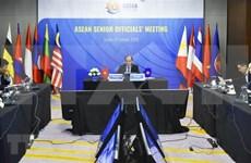 Efectúan Reunión de Altos Funcionarios de la ASEAN