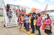 Vietjet inaugura la ruta Bangkok-Ubon Ratchathani