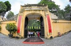 Autorizan establecimiento del Consejo Nacional para Patrimonios Culturales de Vietnam
