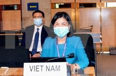 Vietnam participa activamente en el 45 período de sesiones del Consejo de Derechos Humanos de la ONU