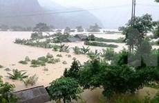 Inundaciones en centro de Vietnam dejan cuatro muertos