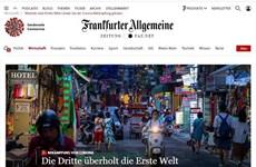 Medio alemán considera a Vietnam como modelo de lucha contra coronavirus