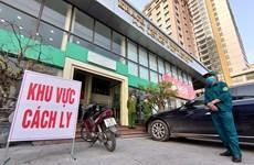 Hanoi advierte sobre riesgo de infección comunitaria del COVID-19