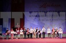 Reconocen patrimonio cultural inmaterial nacional al canto y rito de minorías étnicas de Bac Kan