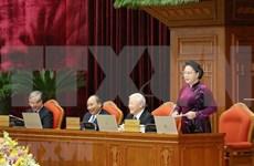 Cuestiones socioeconómicas y de personal centran debates en XIII pleno del Comité Central del Partido