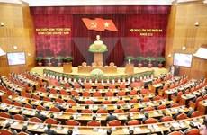 Clausuran XIII pleno del Comité Central del Partido Comunista de Vietnam