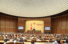 Comité Permanente del Parlamento de Vietnam iniciará su 49 sesión el lunes próximo