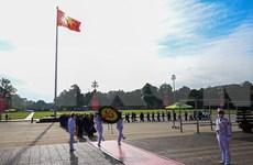 Autoridades de Hanoi rinden homenaje a fundador de la capital