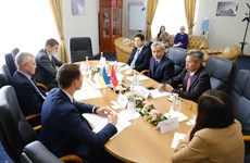 Vietnam busca oportunidad de invertir en localidad ucrania