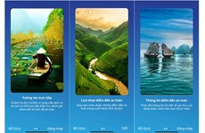 Vietnam presenta nueva aplicación móvil de turismo seguro