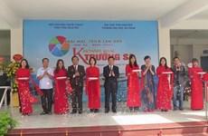 Abren en Thai Nguyen exposición de fotos sobre Truong Sa