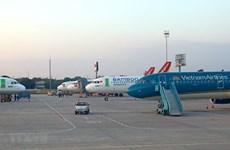 Reprograman aerolíneas vietnamitas vuelos nacionales por tifón Linfa