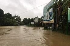 Inundaciones provocan pérdidas en provincias centrales de Vietnam