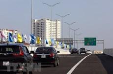 Abre al tránsito un viaducto de carretera de circunvalación 3 de Hanoi
