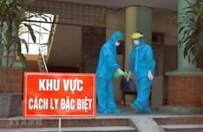 Registra Vietnam dos nuevos casos importados de COVID-19