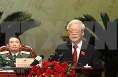 Inauguran la XVII Asamblea del Comité partidista de Hanoi