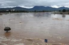Reportan dos muertes por inundaciones en la provincia vietnamita de Kon Tum