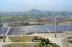 Provincia vietnamita de Ninh Thuan por convertirse en centro de energía renovable