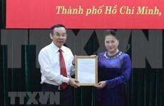 Nominado Nguyen Van Nen al cargo de secretario del Comité partidista en Ciudad Ho Chi Minh