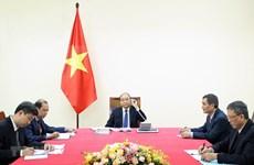 Vietnam y Japón acuerdan intensifcar la cooperación bilateral