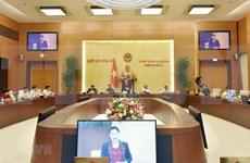 Comité Permanente de la Asamblea Nacional de Vietnam inaugura su 49 reunión