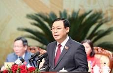 Reelegido Vuong Dinh Hue secretario del Comité del PCV en Hanoi