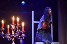 Artista japonés trabajará con teatro vietnamita