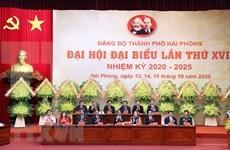 Primer ministro vietnamita preside la XVI Asamblea del Comité partidista de Hai Phong