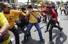 Bangkok implementa decreto sobre estado de emergencia