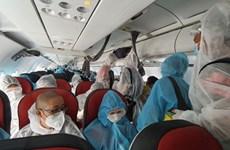COVID-19: Regresan a casa ciudadanos vietnamitas varados en Japón y Myanmar