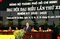 Inauguran XI Asamblea del Comité partidista en Ciudad Ho Chi Minh