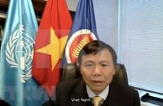 Vietnam reitera importancia de desarrollo socioeconómico en proceso de paz en Colombia