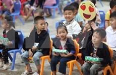 Lanzan en Vietnam Semana de Nutrición y Desarrollo 2020