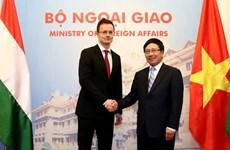 Ministro de Asuntos Exteriores y Comercio de Hungría visitará Vietnam
