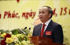 Provincia de Vinh Phuc dona más de 200 mil dólares a los afectados por inundaciones en el Centro