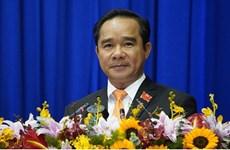Elegido Nguyen Van Duoc secretario del Comité del PCV en Long An
