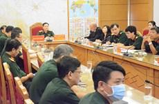 Medicina militar de Vietnam y Sudáfrica amplían cooperación en combate contra el COVID-19
