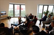 Vietnam y Alemania buscan fortalecer cooperación empresarial