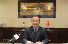 Relaciones Vietnam-Japón crean bases para la cooperación en el Sudeste Asiático, según diplomático