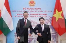 Vietnam y Hungría refuerzan lazos bilaterales multifacéticos