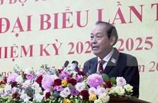 Inauguran XI Asamblea del Comité partidista de provincia survietnamita de Kien Giang