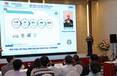 Presentan en Vietnam plataforma de telemedicina