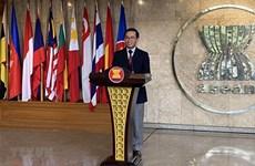 ASEAN y Suiza promueven cooperación multifacética