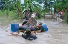 Inundaciones causan 18 muertos en Camboya