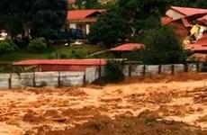 Confirmado: 22 oficiales y soldados desaparecidos por deslave en provincia centrovietnamita