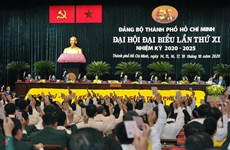 Concluyen XI Asamblea del Comité partidista en Ciudad Ho Chi Minh