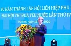 Impulsan el papel femenino en la construcción nacional de Vietnam