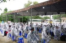 Vietnam acumula 46 días libre del COVID-19 en la comunidad